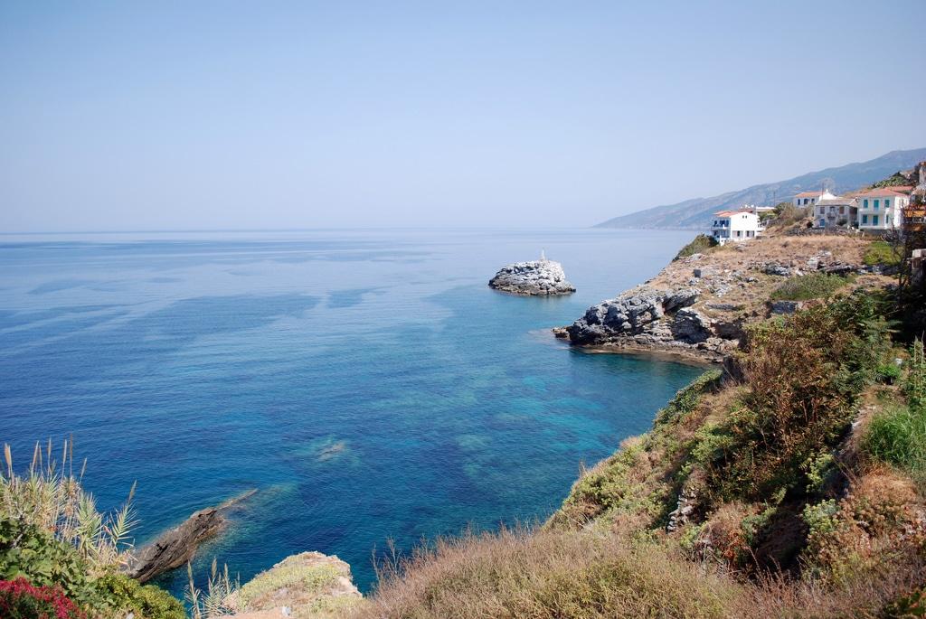 Îles grecques, Ikaria