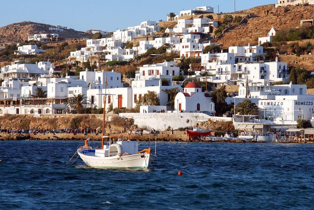 Îles grecques, Mykonos