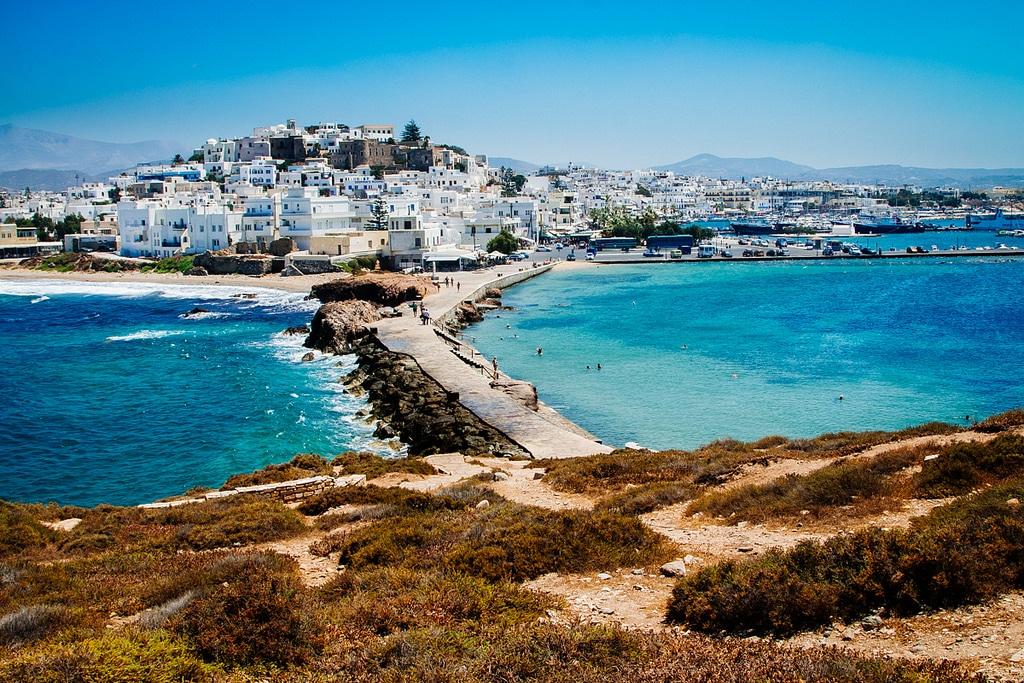 Îles grecques, Naxos