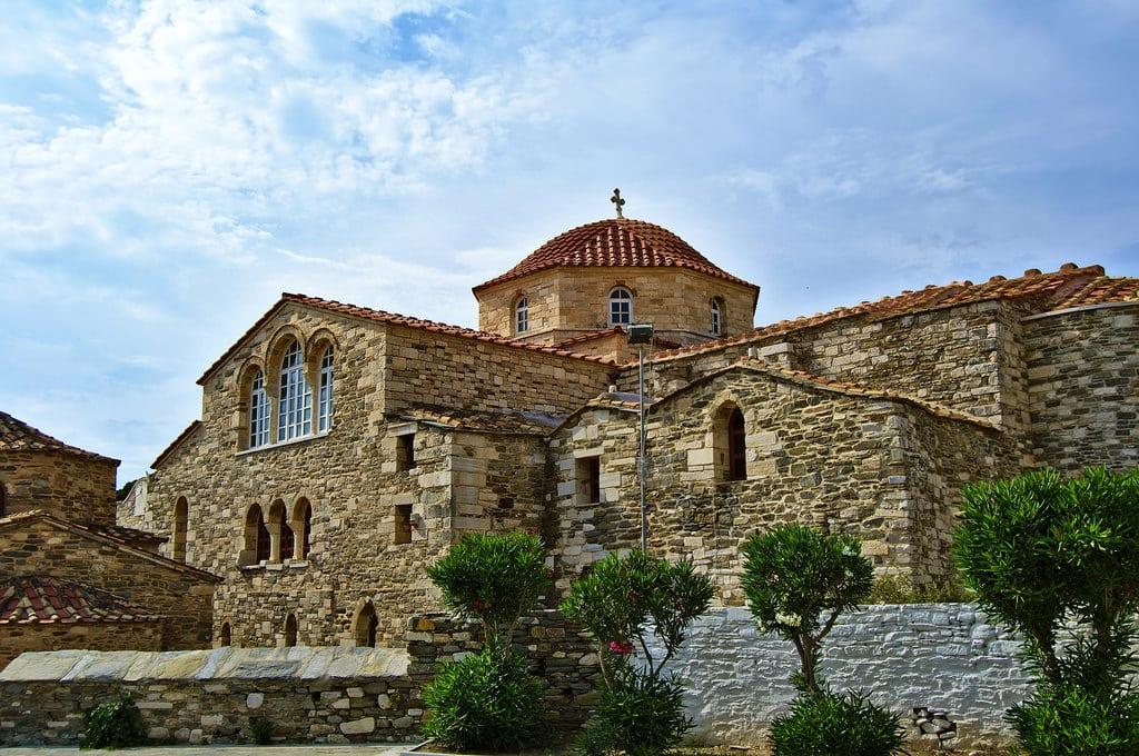 Îles grecques, Paros