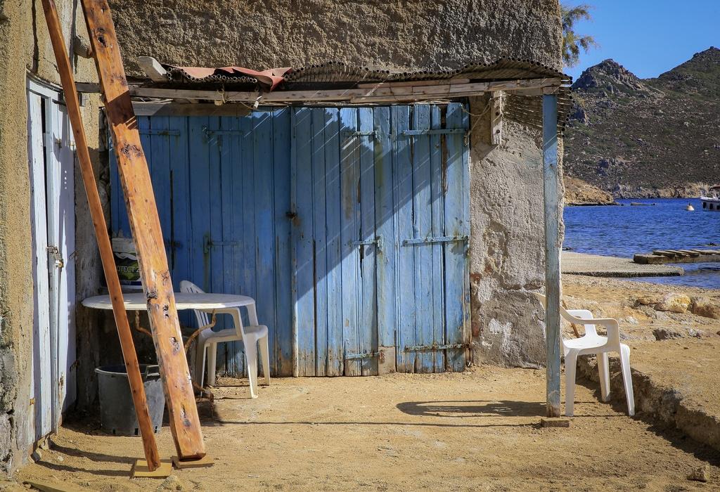 Îles grecques, Patmos