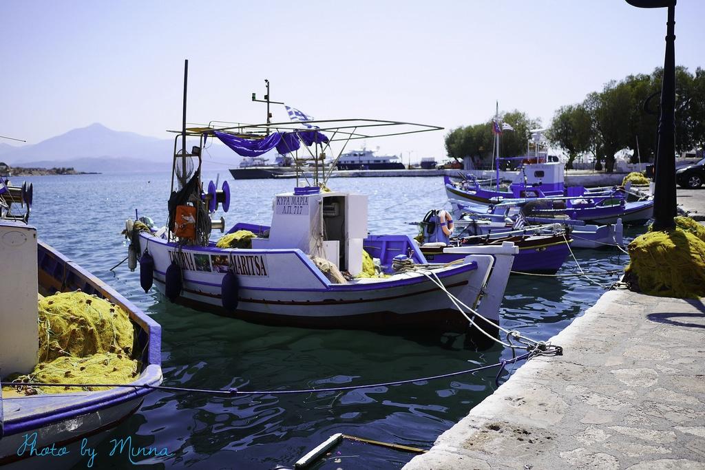 Îles grecques, Samos