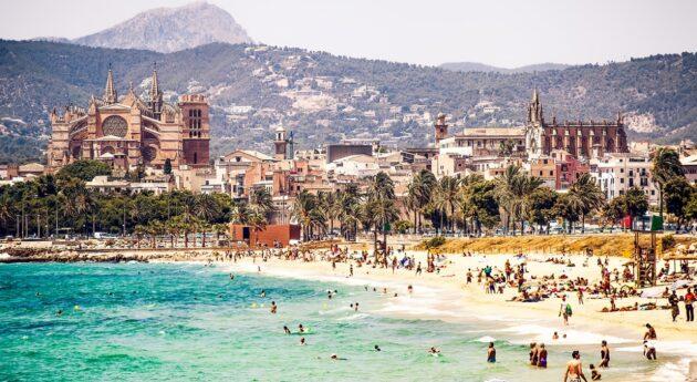 Itinéraire pour un weekend à Palma sans voiture