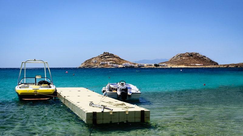 Kalafatis, Mykonos