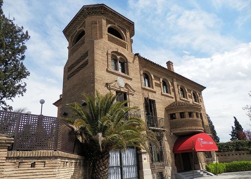 Las Fuentes, loger à Saragosse