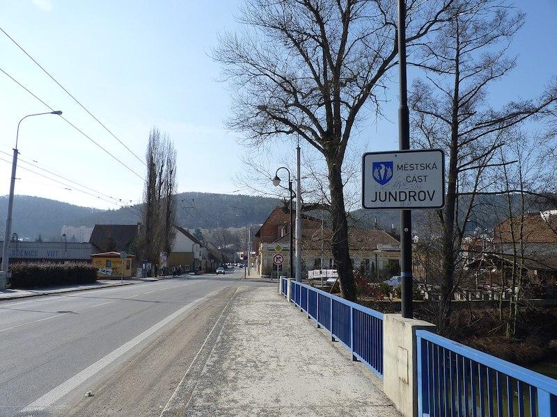Loger à Brno, Jundrov