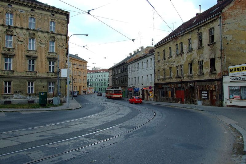 Loger à Brno, Zabrdovice