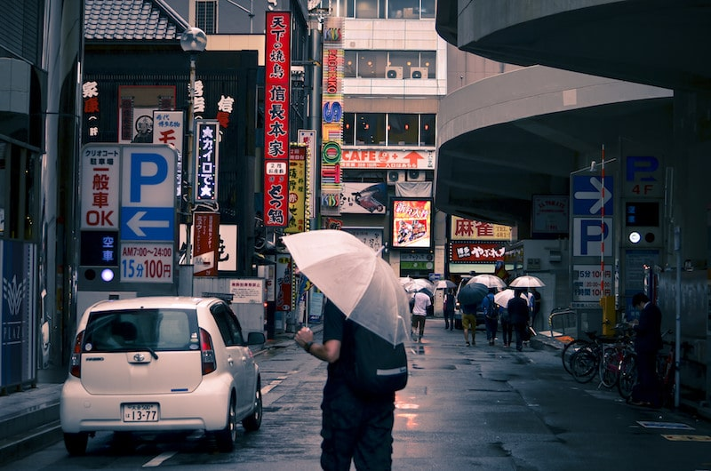 Loger à Fukuoka, Hakata