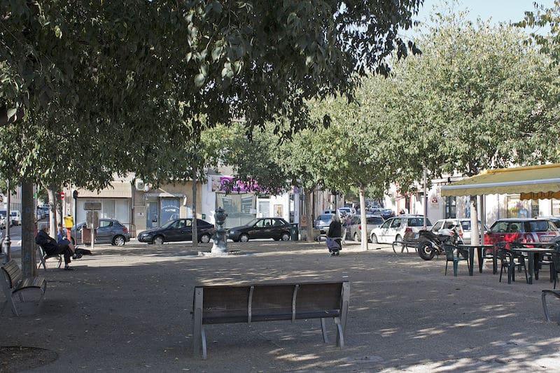 Loger Nimes, La Placette