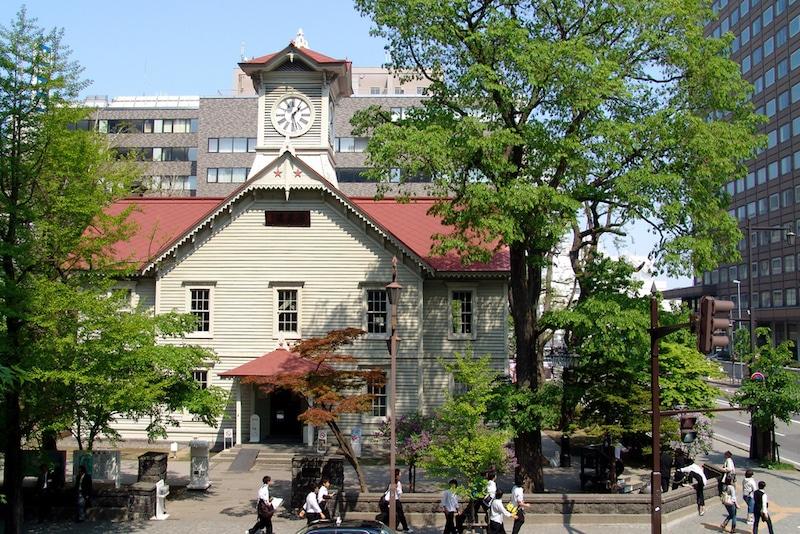 Loger à Sapporo, Higashi
