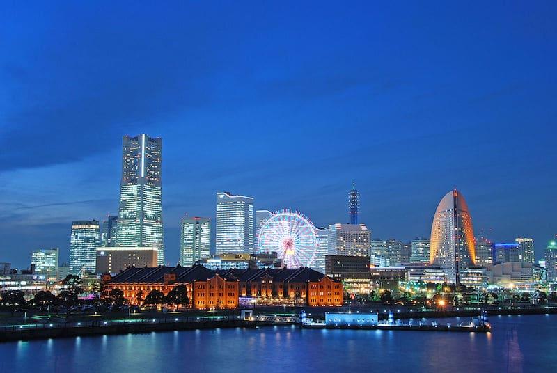 Loger à Yokohama, Minato Mirai 21