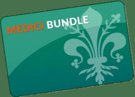 Medici Bundle, Pass Florence
