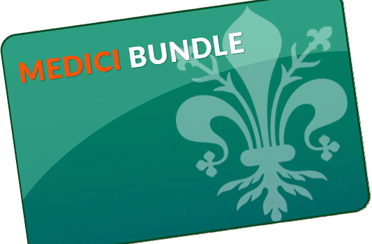 Medici Bundle, Pass Florence