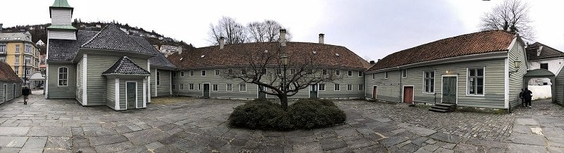 Musée insolite: musée lepre Bergen