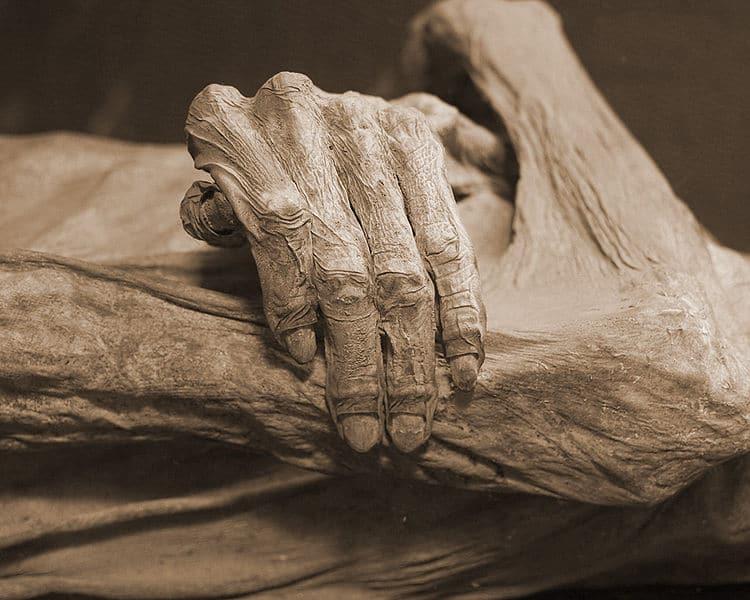 Musée insolite: musée momie Mexique
