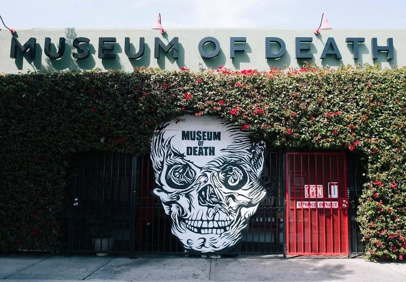 Musée insolite: musée de la mort Los Angeles