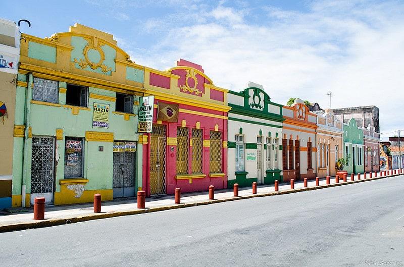 Olinda, loger à Recife