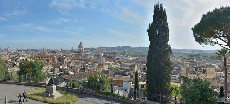Les Meilleurs Point de Vue de Rome