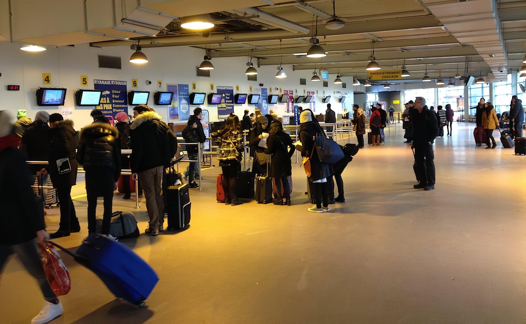 Parking pas cher à l'aéroport de Beauvais