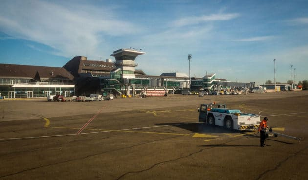 Trouver un parking pas cher à l'aéroport de Strasbourg – Entzheim