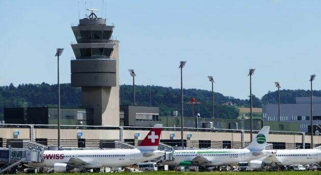 Trouver un parking pas cher à l'aéroport de Zurich
