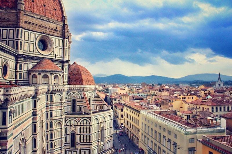 Parkings à Florence