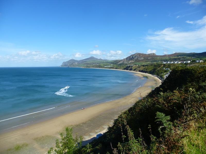 Randonnées au Pays de Galle, Péninsule de Llyn