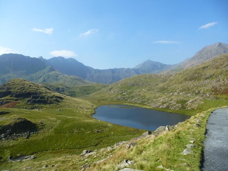 Randonnées au Pays de Galle, Snowdonia