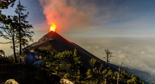Les 3 ascensions de volcans à faire au Guatemala