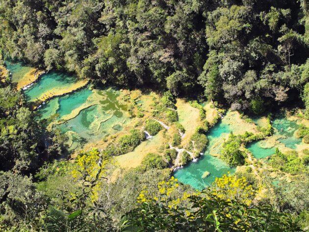 Semuc Champey : le plus beau parc naturel du Guatemala