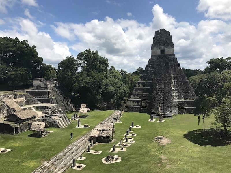 Site Maya, Tikal