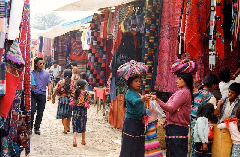 Souvenirs du Guatemela