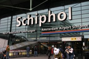 Transfert Aeroport Schipol Amsterdam