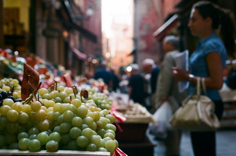 Vieille-Ville, loger à Bologne