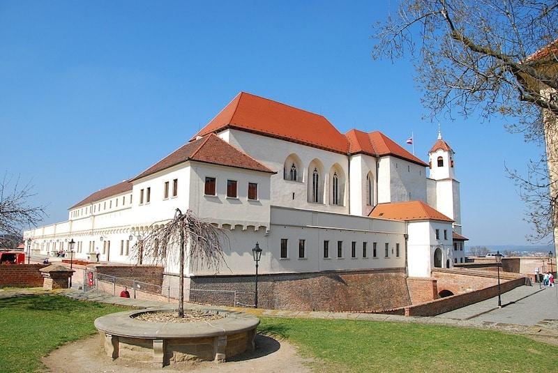Visiter Brno, Chateau Spilberk