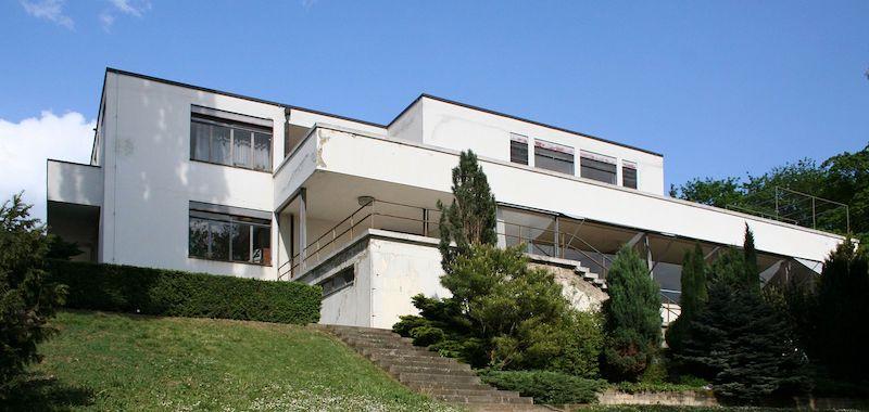 Visiter Brno, Tugendhat Villa