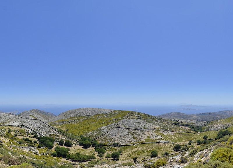 Les 7 choses à faire à Naxos, Mont de Zeus
