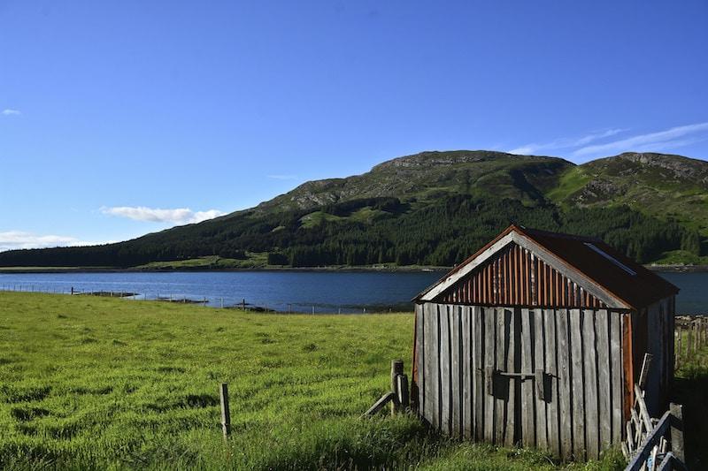île de Skye datant