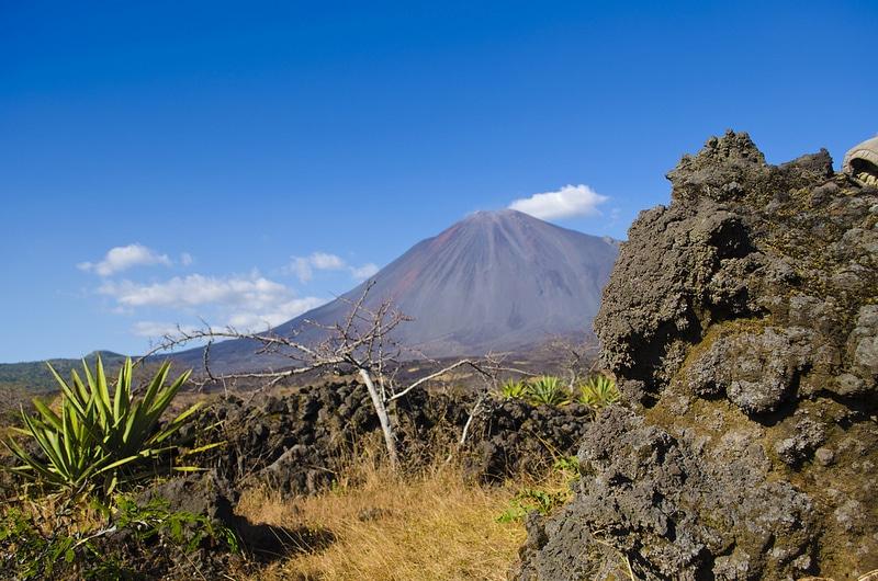 Volcan Picaya, Guatemala