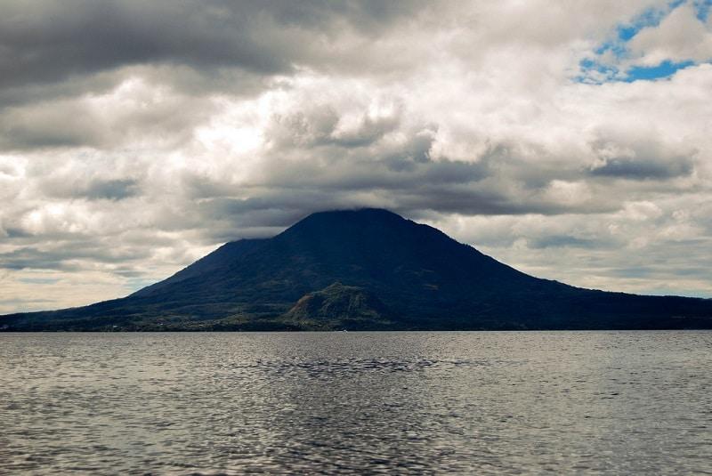 Volcan San Pedro, Guatemala