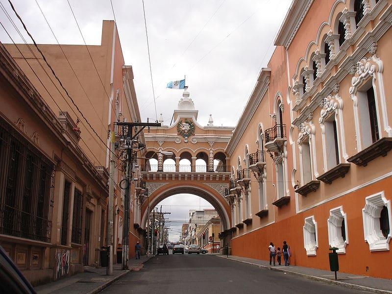 Zona 1, loger à Guatemala City