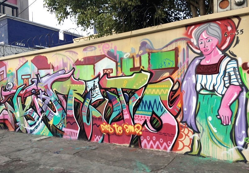 Zona 4, loger à Guatemala City