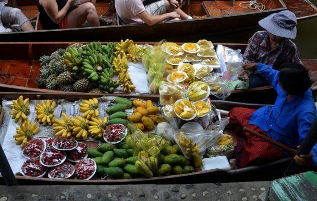 Les 5 meilleurs marchés de Bangkok