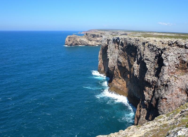 Les plus beaux endroits à visiter au Portugal, Le Cap Saint Vincent