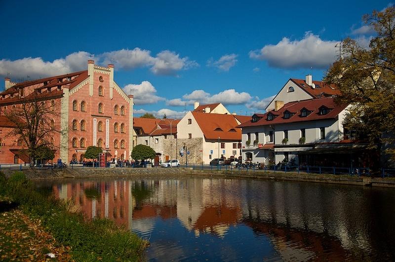 Plus beaux endroits République tchèque, Ceske Budejovice