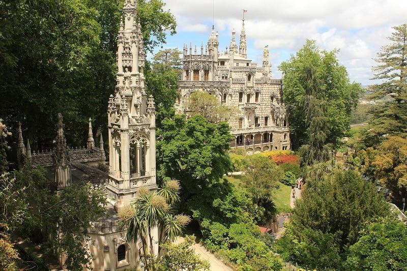 Les plus beaux endroits à visiter au Portugal, Le palais de Regaleira