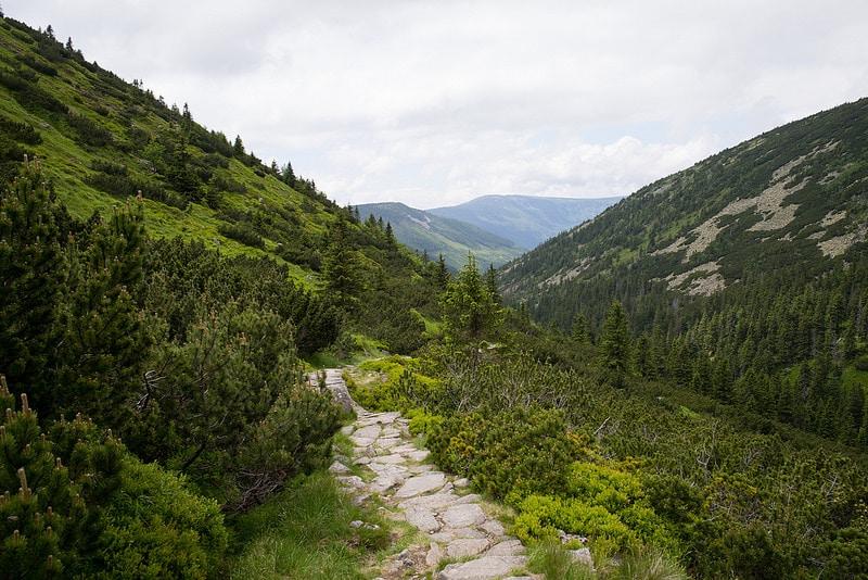 Plus beaux endroits République tchèque, Parc National de Krkonoše