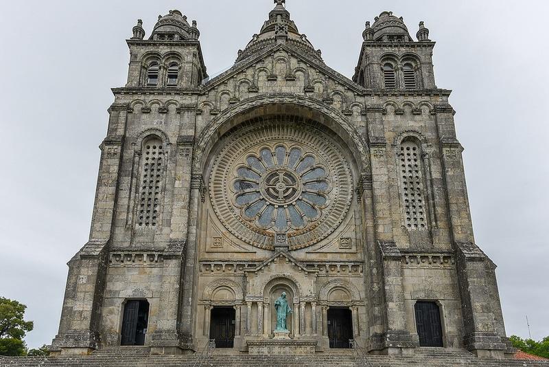 Les plus beaux endroits à visiter au Portugal, La basilique Santa Luzia