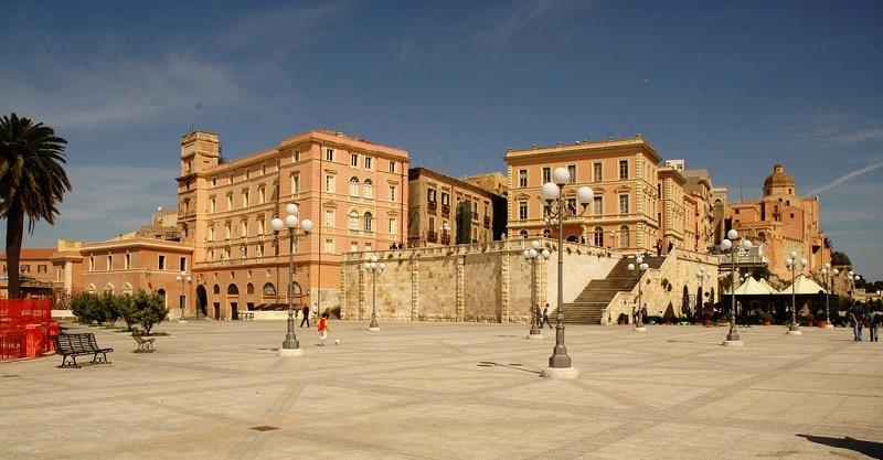 Bastione San Remy, Cagliari