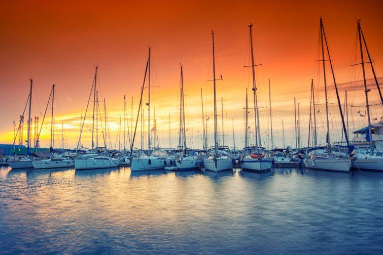 Visiter et louer un bateau à Pula